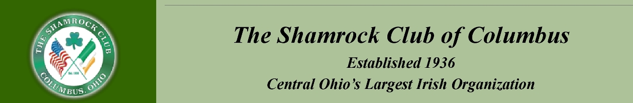 The Shamrock Club of Columbus, Ohio