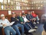 Rear Pew Sitters General Meeting