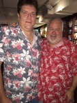 Mark & Mike showing off some Buckeye Wear!