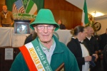 2015 Shamrock Club Irishman of The Year Duke Hinton