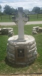 Shamrock Club Famine Memorial